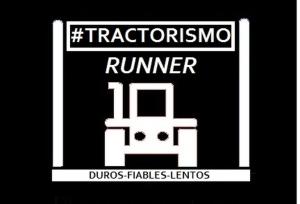 LOGO BANDERA #TRACTORISMO