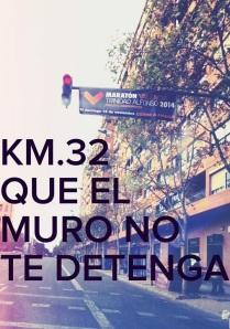 KM 32, RONDANDO EL HOMBRE DEL MAZO
