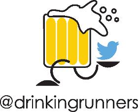 LogoDrinkingRunnersCard